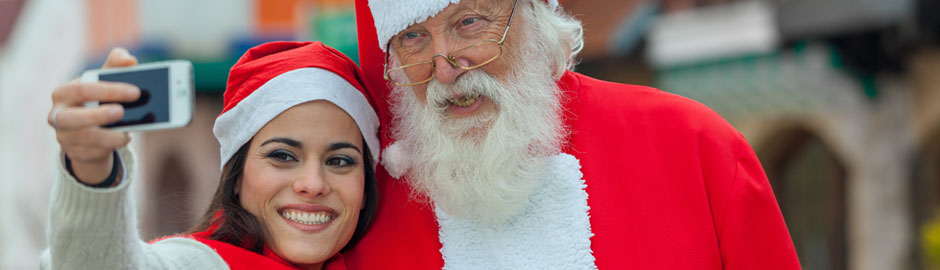 7 Chances To Hang Out With Santa In Wilmington Before Christmas​​