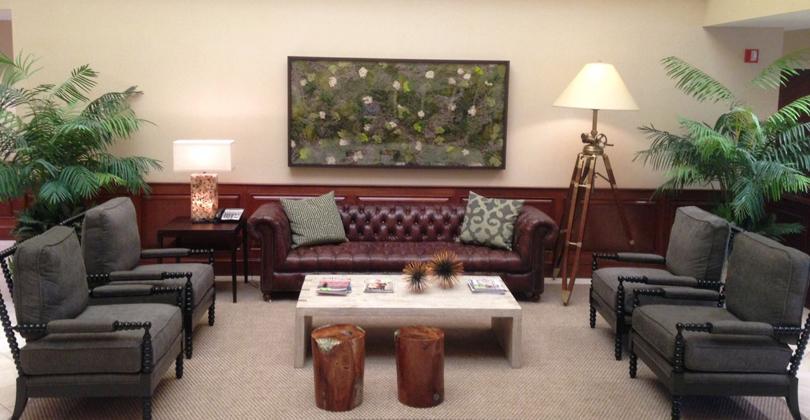 Landfall Executive Suites in Wilmington NC.