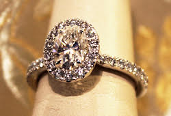 Wedding jewelry and gifts are available at Albert F. Rhodes Fine Jewelry