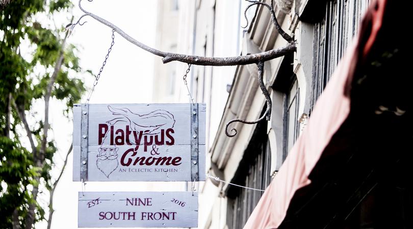 Platypus & Gnome Restaurant