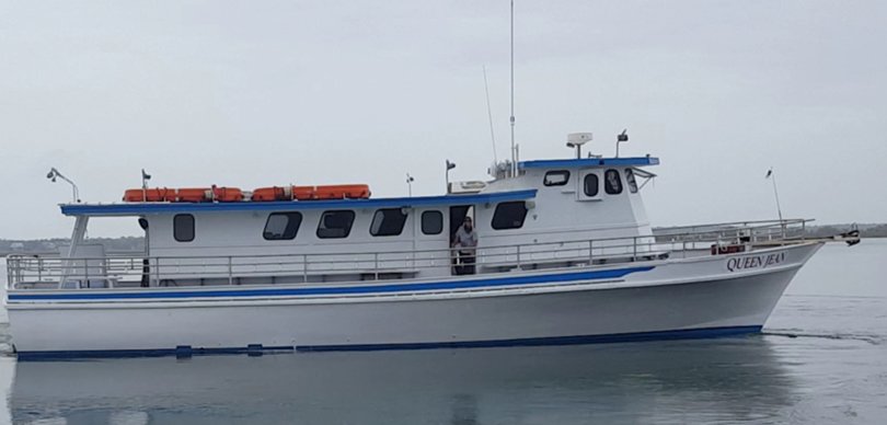 Queen Jean Charter Fishing Boat