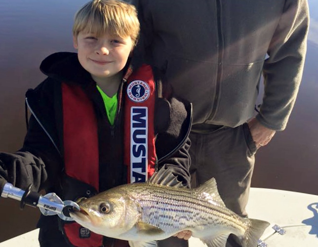 Topsail Charter Fishing helps capture the prize