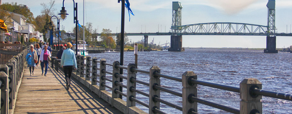 So Much To Explore On Wilmington's Area Boardwalks