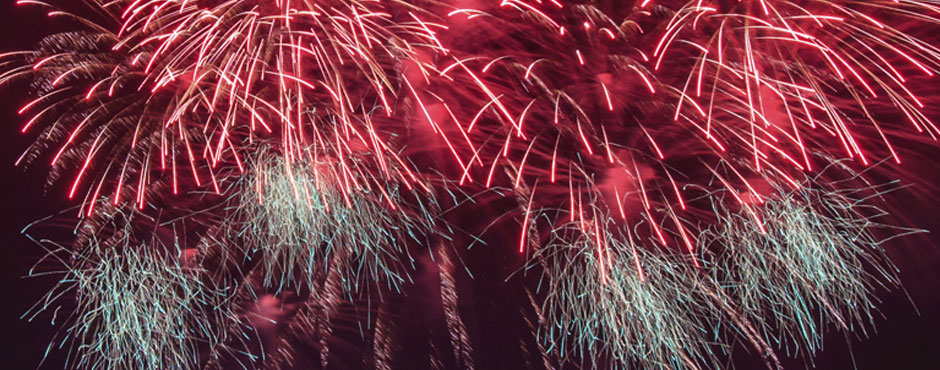 Why 4th of July on the Coast is the Best Ever