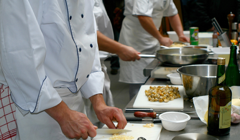 Chefs come together to form 40 Eats in Wilmington, NC.