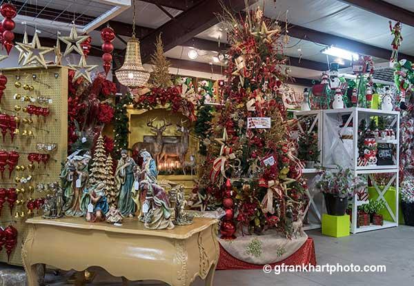 Starry Night Christmas Theme