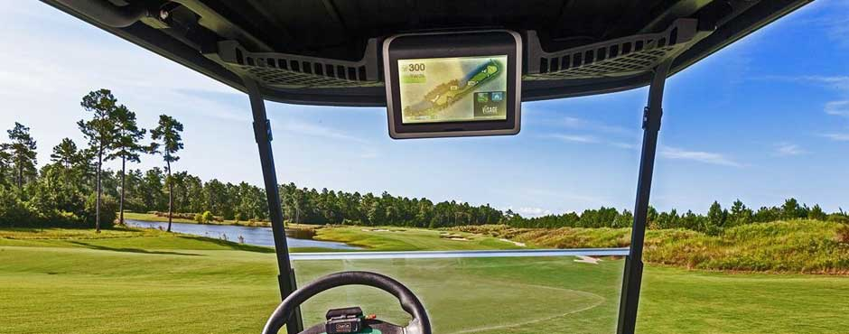 High-Tech Golf Carts at Cape Fear National Change Everything