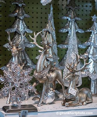 Reindeer Christmas Decor