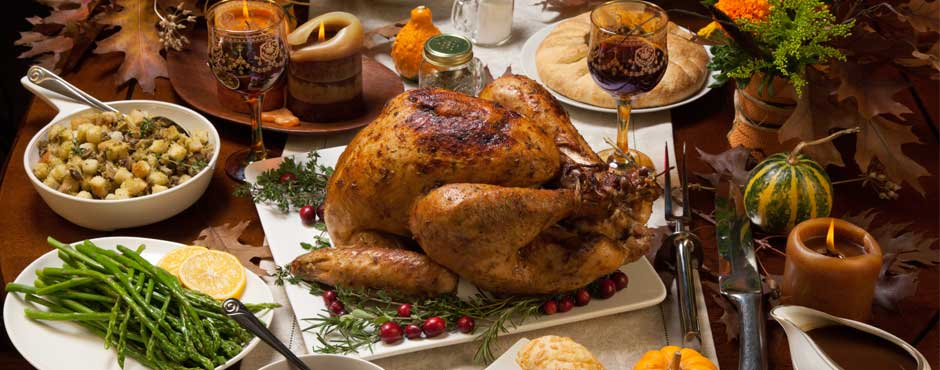 Here's Where To Eat Out For Thanksgiving In Wilmington