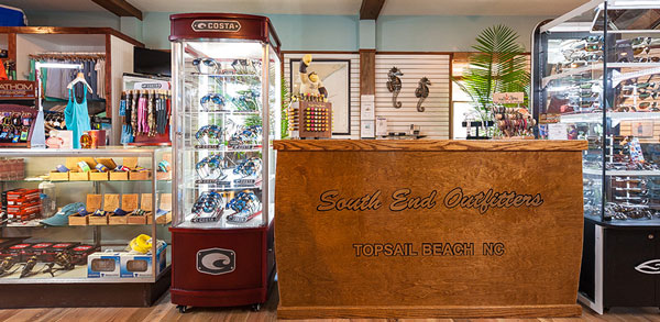 Southend Outfitters Topsail Island