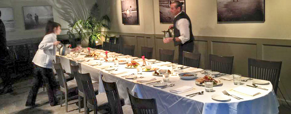 5 Restaurants With Private Dining Rooms In Wilmington NC