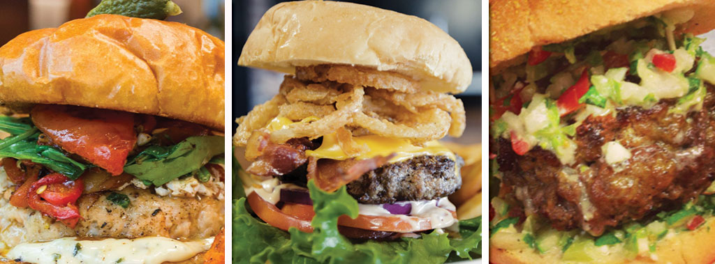 7 Deliciously Creative Burgers You MUST TRY In Wilmington