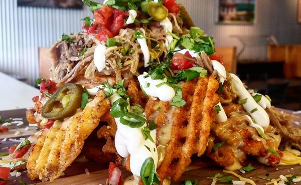 Build your own burritos, nachos, tacos at the Burrito Shak in Hampstead