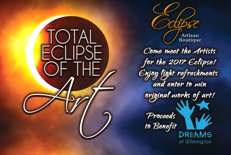 Total Eclipse of the Art Event