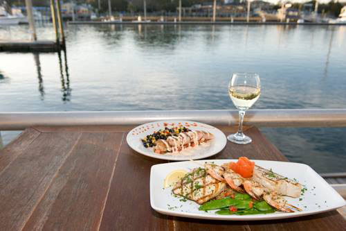 Bluewater waterfront dining