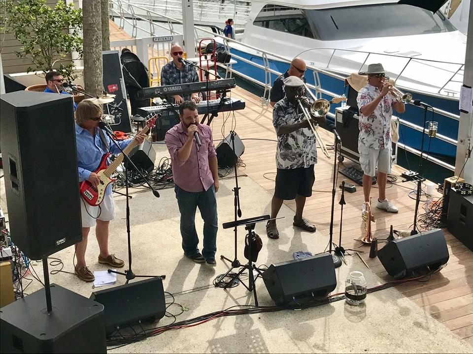 bluewater grill live music concerts