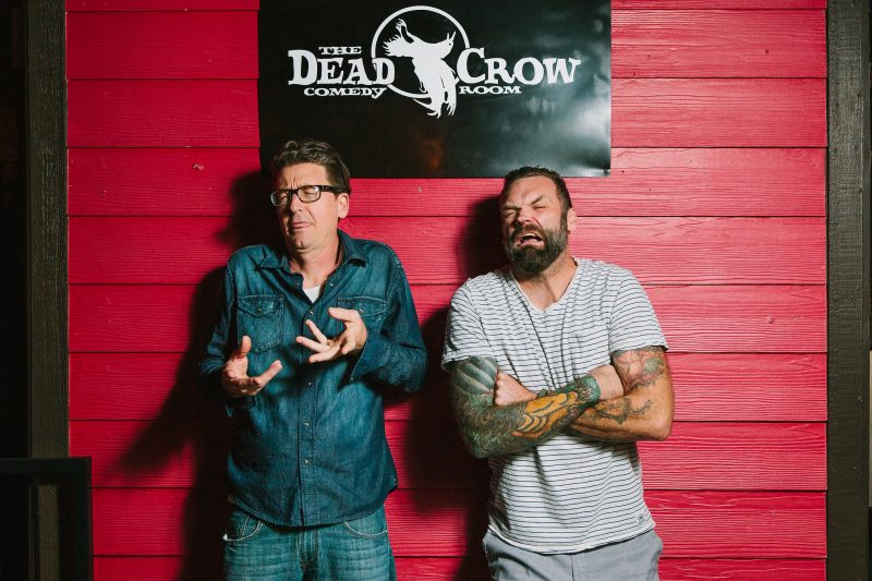 Dead Crow Comedy Room Provides Comic Relief All Summer Long