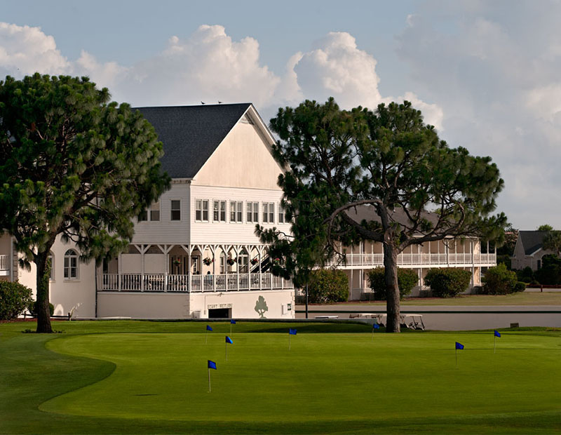 Beau Rivage Golf Club and Resort Wilmington NC