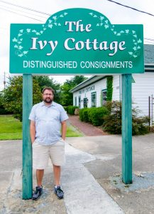 Andrew Keller of The Ivy Cottages