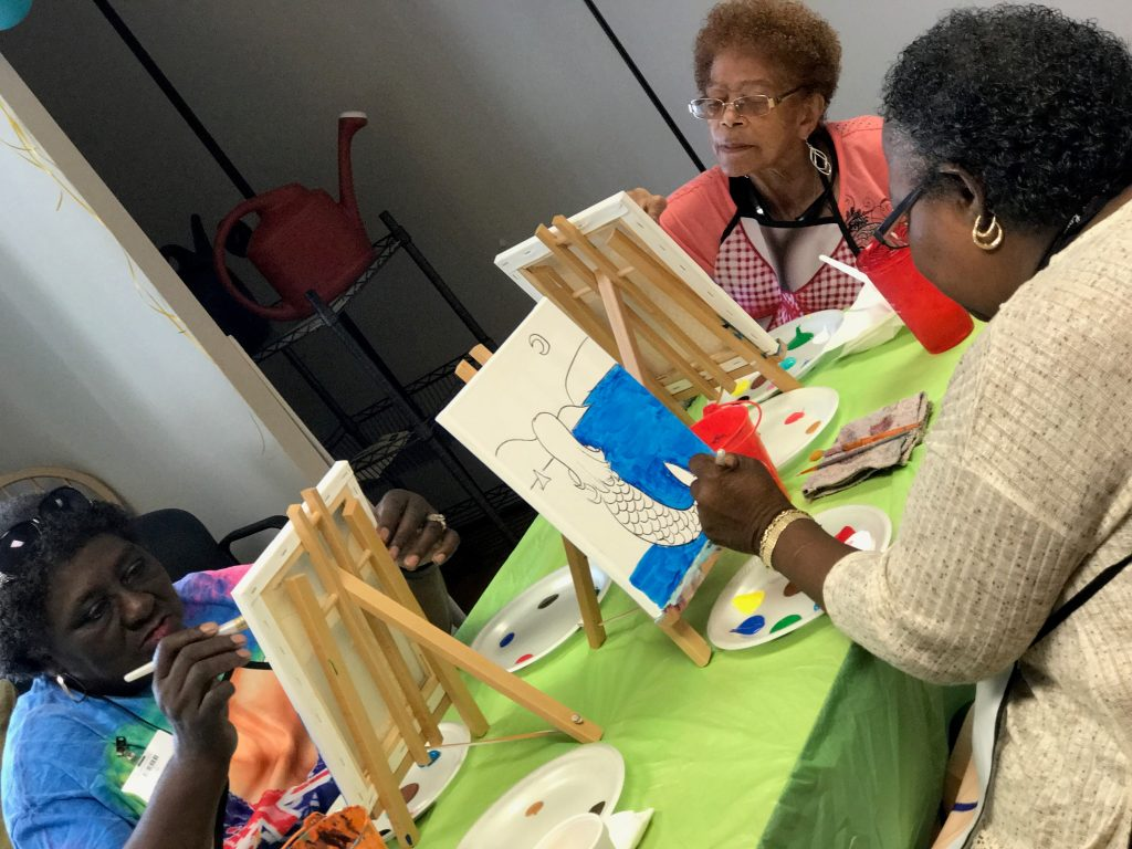 Elderhaus PACE Program NC Activities