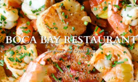 Boca Bay Seafood Restaurant & Oyster Bar
