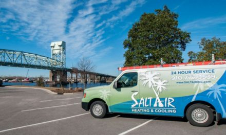 Salt Air Heating and Cooling