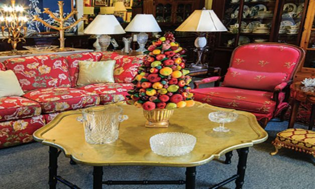 Who's Who: Andrew Keller of The Ivy Cottage Antiques