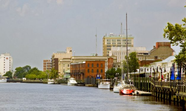Explore the Huge Historic District in Wilmington NC