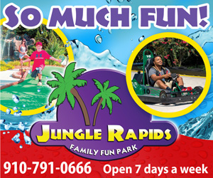 Sponsored by Jungle Rapids