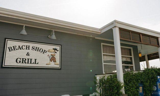 Beach Shop & Grill