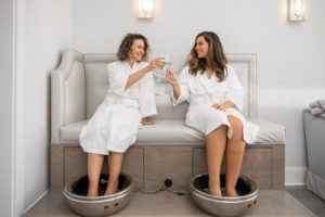 Coastal Massage & Spa for bachelorette parties in Wilmington, NC