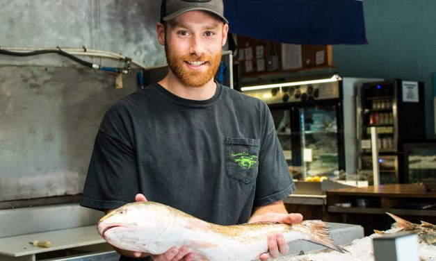 Who's Who: Kyle Clossick, Seaview Crab Company