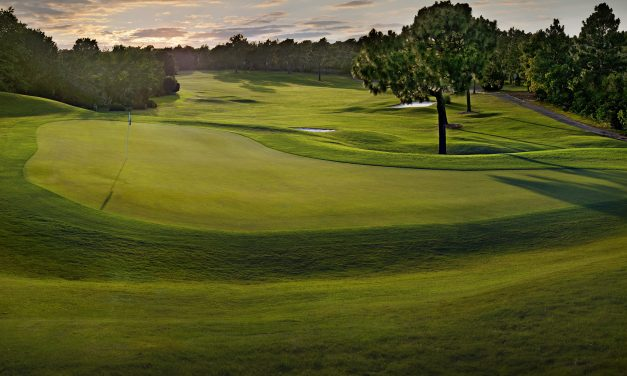 The Ace of the Coast – Beau Rivage Golf and Resort