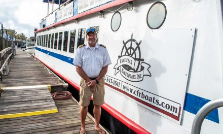 A New Way to Cruise the Cape Fear