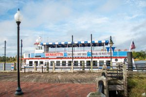 The Henrietta is the newest addition to Cape Fear Riverboats