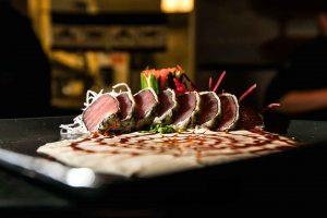 Bento Box Sushi Roll
