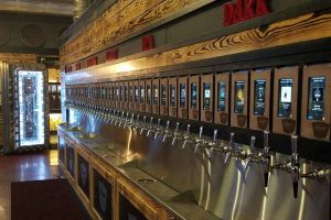 Pour Taproom craft beer in Wilmington
