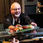 Who's Who: Chef Lee Grossman of Bento Box Sushi