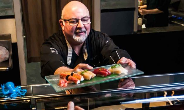 Who's Who: Chef Lee Grossman of Bento Box Sushi