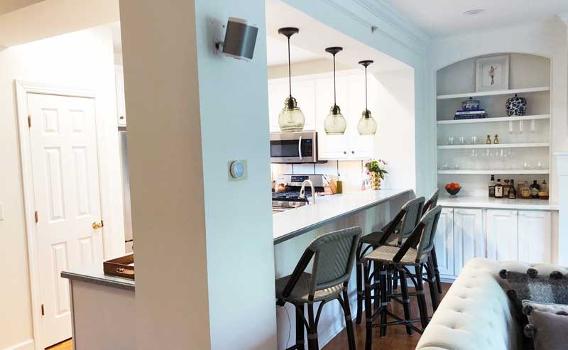 Port City Cabinets Nets Realty Before and After Kitchen