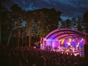 Greenfield Lake Amphitheater Concerts