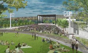 Riverfront Park Amphitheater