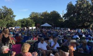 Airlie Gardens Concerts