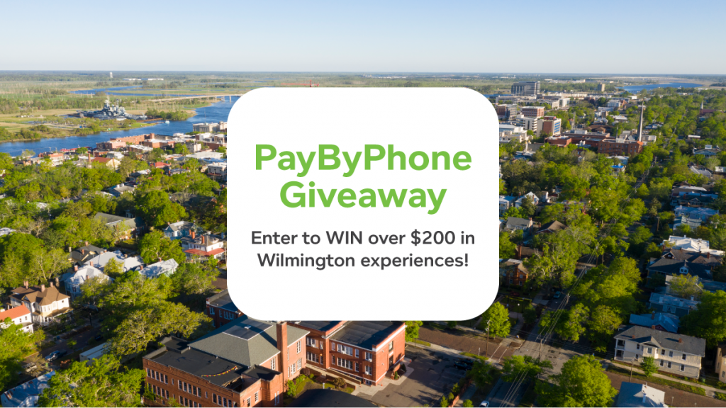PayByPhone Giveaway Wilmington