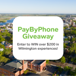 Contest to Win Over ⭐️$200⭐️ in Prizes to Local Businesses Compliments of PayByPhone