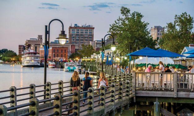 Wilmington Named Top 10 US City