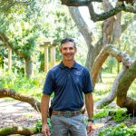 Who's Who: Steven C. Smith Grounds Maintenance Supervisor at Airlie Gardens